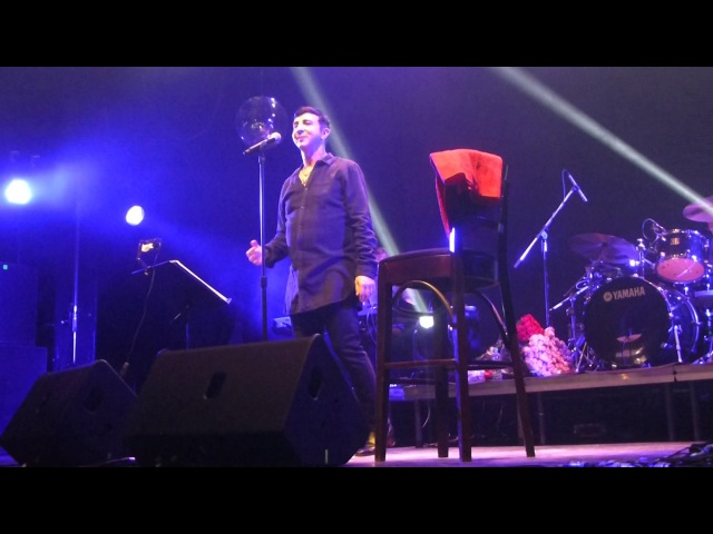 Marc Almond Только раз Just One Chance 9 10 2015 live @Yotaspace in Moscow