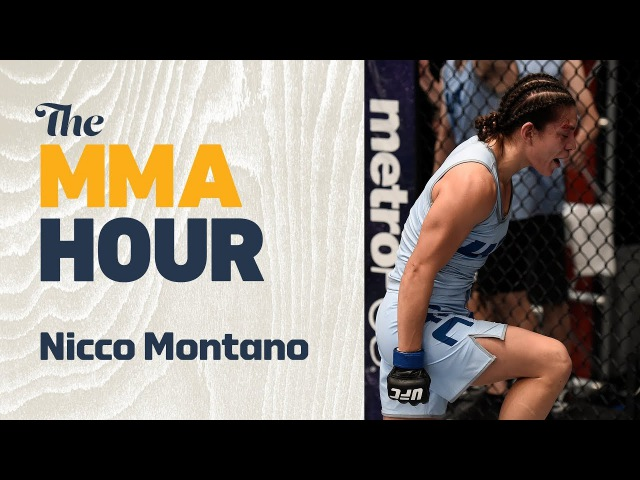 Nicco Montano has Someone in Mind for First UFC Title Defense Other than Valentina Shevchenko, PVZ