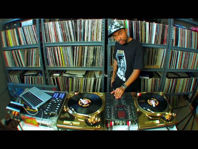 Turntablist legend DJ Craze Performs on TRAKTOR SCRATCH PRO and KONTROL X1 | Native Instruments