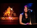 Преподаватель школы Rich Voice Анастасия Зайцева с песней Memory