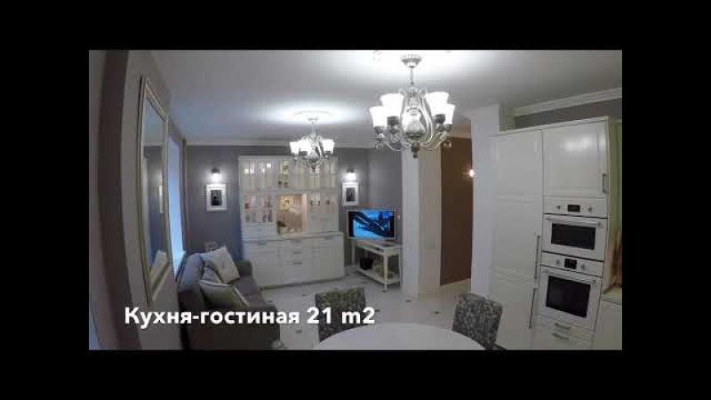 Купить ЖК Новый Оккервиль Евротрёшка двухкомнатную квартиру АЛЕКСАНДР Недвиж