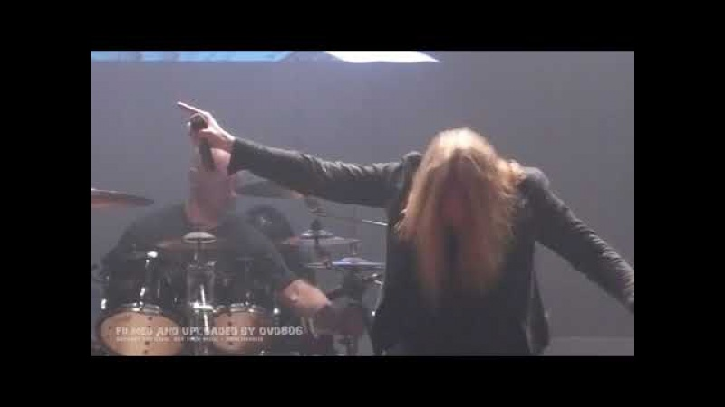 Dark Tranquillity - Force of Hand_Lesser Faith_Atoma @ Eindhoven Metal Meeting 2017-Dec-15
