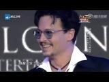 Johnny Depp Funny Moments #1