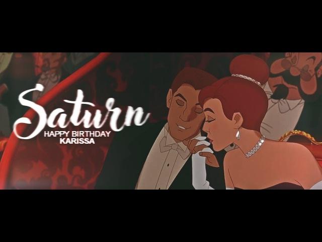 Saturn | HBD Karissa
