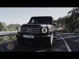 Mercedes-Benz W 464 G-Klasse Trailer  Mercedes-Fans.de