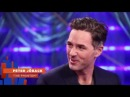 Peter Jöback performs 'The Music of the Night'