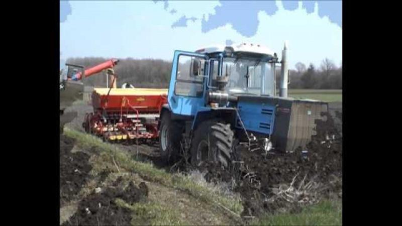 Агрегатирование тракторов ХТЗ