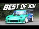 BEST of JDM Tuner Car Sounds 2017 - 2JZ GT86, RX7, Skyline, Subaru More!