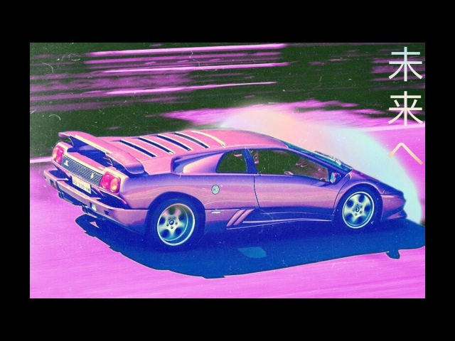 SPACE TRIP II [ Chillwave - Synthwave - Retrowave Mix ]