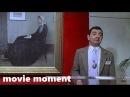 Мистер Бин (1997) - Бин анализирует картину (10/10) | movie moment