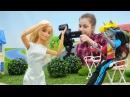 Видео про кукол - Барби получила роль в сериале
