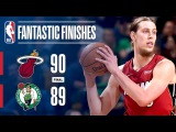The Heat and Celtics Go Down to the Wire in Boston | December 20, 2017