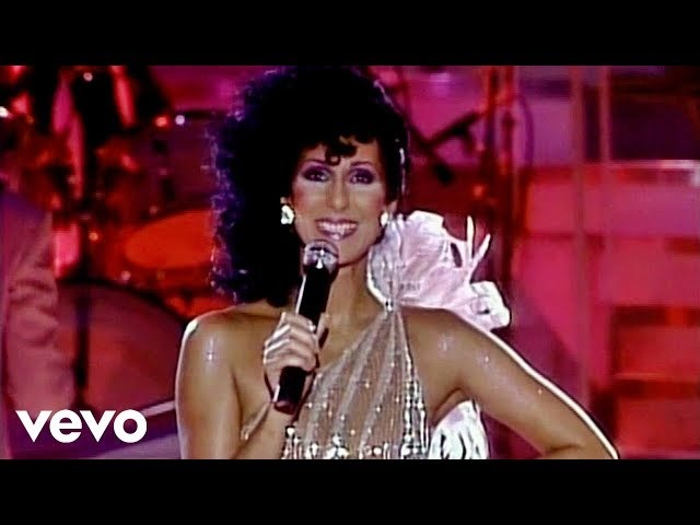 Cher - Drag Show Segment (with Diana Ross Bette Midler Impersonators) (A Celebration at Caesars)