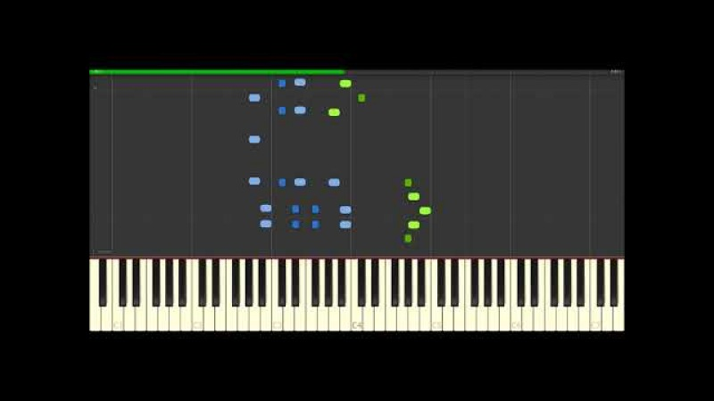 BTS (방탄소년단) | DNA | 『Piano Tutorial』 【from LOVE YOURSELF: 承 'Her'】