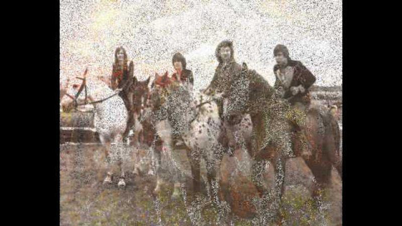 Alan Silson Wild Horses