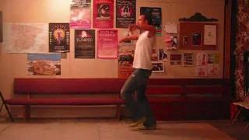 Flamenco Dance Exercises - Fandangos de Huelva