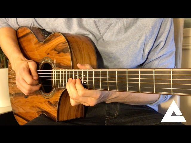 Nothing Else Matters Solo Metallica Acoustic Guitar Cover