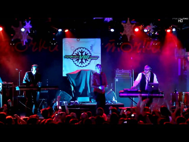 Covenant - Live Concert - Live from Tochka Club - Full Show - 01:14:11 - HD [ 12.04.10, Moskau ]