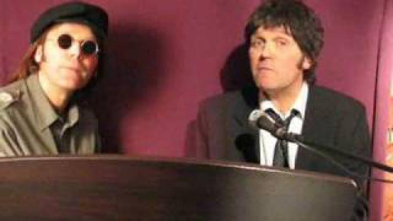 SIR PAUL McCARTNEY SINGS DEAR FRIEND TO JOHN by Stevie Riks (MrSTEVIERIKS)