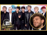 BTS MANIA at the 2017 AMAs, PLUS Zedd Agrees To A Collaboration!  Daily Denny