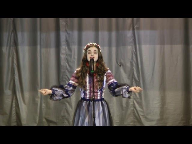 І місце в Міжнародному конкурсі Калейдоскоп талантів естрадний вокал