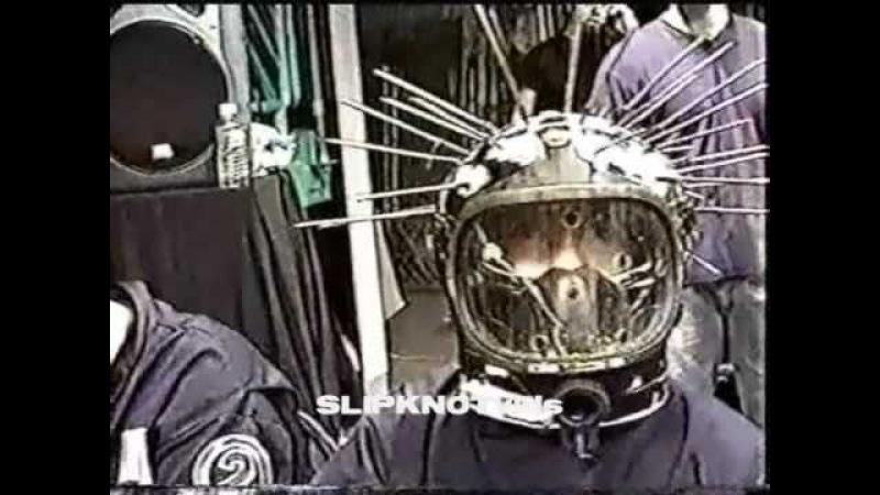 Slipknot Signing in New York 2000