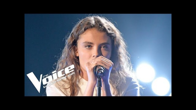 Chris Isaak (Wicked game) | Maëlle | The Voice France 2018 | Auditions Finales