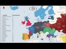 The History of Europe: Every Year
