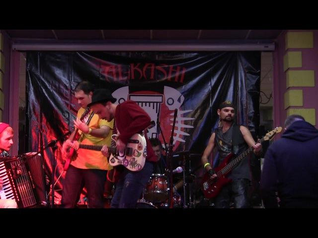 Стас Ленин [Band] - Представление/ 4NONSTOP (private bike party Kherson 18.11.17 - ресторан Восток)