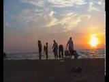 Музыка на берегу моря
