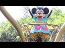 Mickey's Waterworks Parade 2013 HongKong Disneyland