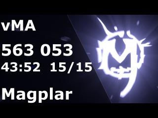 Veteran Maelstrom Arena: 563k Flawless Magicka Templar