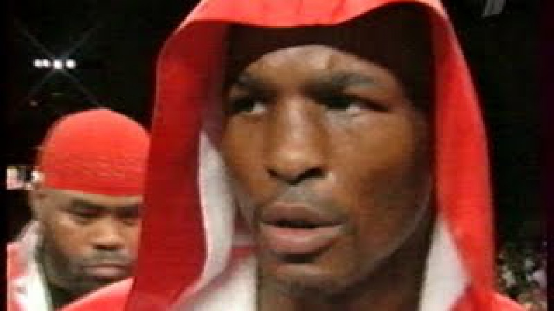 Бернард Хопкинс-Жермен Тейлор 1(Вл. Гендлин ст.)/Bernard Hopkins-Jermain Taylor 1