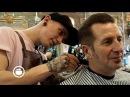 1950's Rockabilly Men's Haircut
