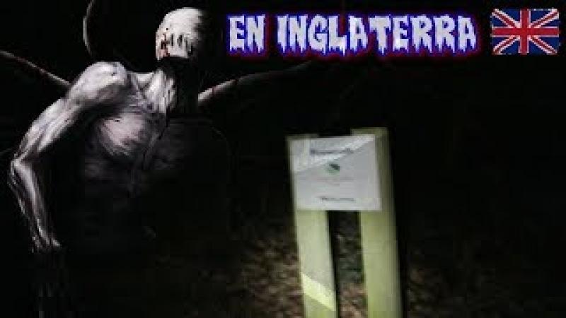 Voy SOLO al Bosque de SLENDERMAN en INGLATERRA de NOCHE [MegaMax]