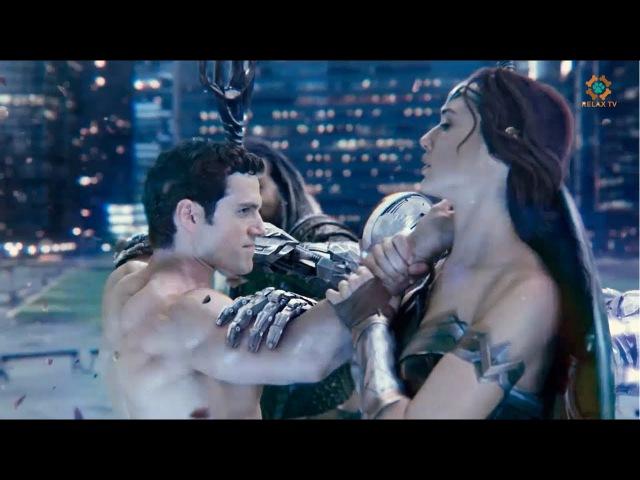 Justice League 2017 - Superman vs Superheroes team II Best Scenes II RelaxTV