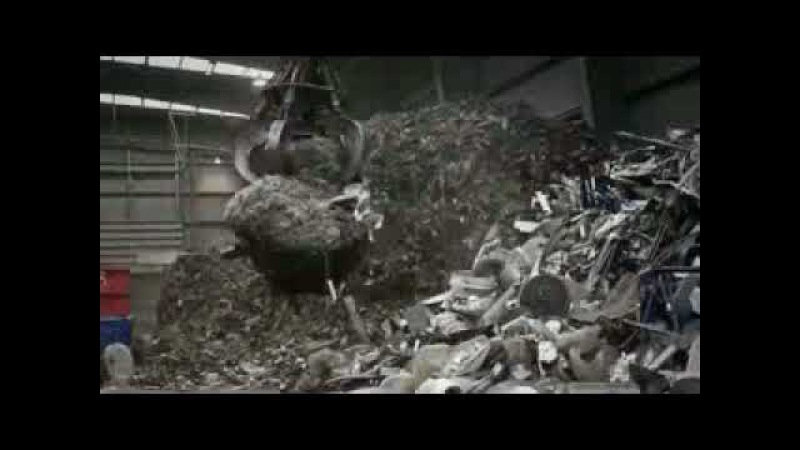Heavy duty hydraulic rotating scrap grab demolition grapples