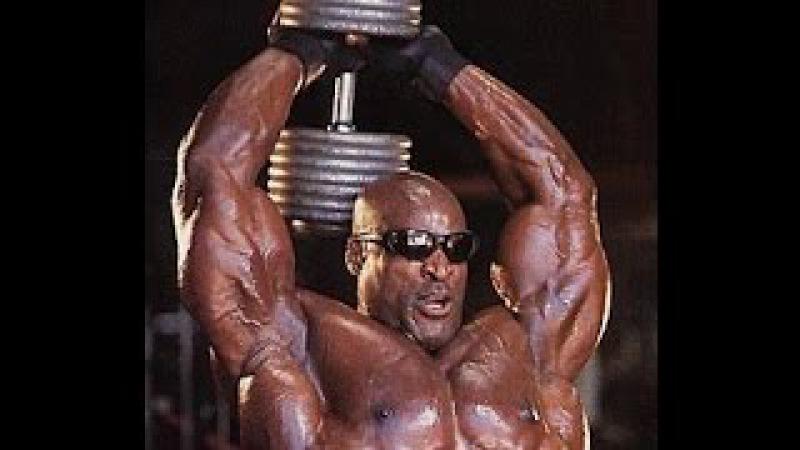 Ronnie Coleman - Triceps Compilation - World Bodybuilder Workout