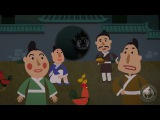 Fortune Tales of spring festioval---The Story of Chinese Traditional New Year
