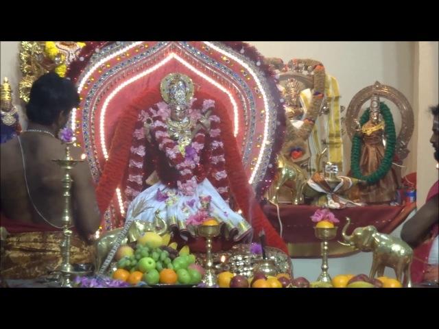Sydney Sri Durga Temple Navaratri 2017 Day 7