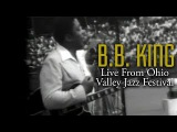 B.B. King  Live At The 1976 Ohio Valley Jazz Festival