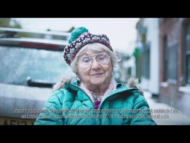 Aldi Winter Olympics Ski Jump Advert