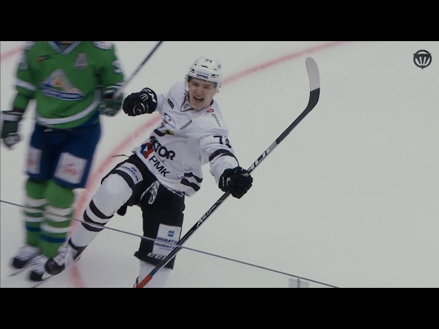 Плей-офф 2018. «Салават Юлаев» vs «Трактор» – 32 от