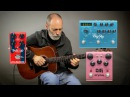 Acoustic Ambient Guitar - Strymon Big Sky / DIG, TC Electronic Sub N Up