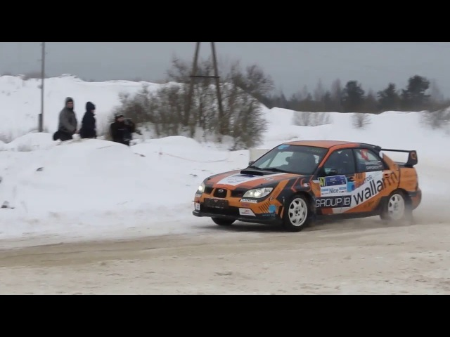 STI-Club Winter Cup 2018 Ралли