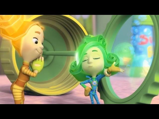 Zeichentrickfilme für Kinder - Die Fixies - Verdas Lieblingsfolgen