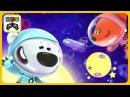 Ми-ми-мишки в космосе на корабле Мимимишки на Планете Пиратов и Планете Гонок мультик игра