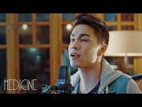 Sam Tsui ft. Jason Pitts - Medicine (Kelly Clarkson Cover)