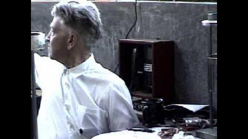 David Lynch Announces Ring Tones