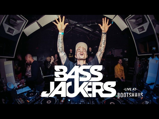 BASSJACKERS FULL LIVE SET @ DEEPBLUE. Darksea [Bootshaus Cologne Dec 2017]